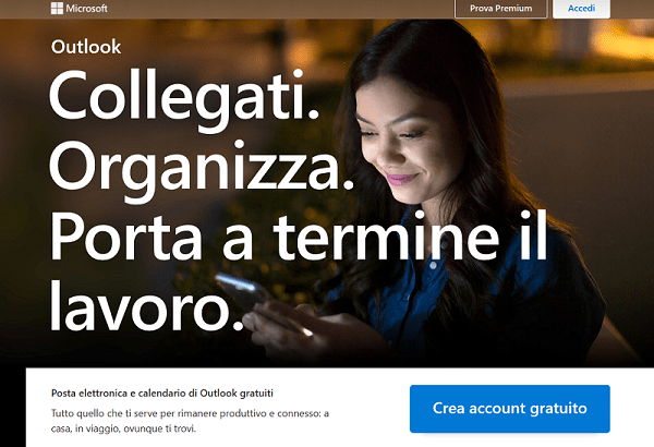 MIGLIORI ALTERNATIVE A GMAIL
